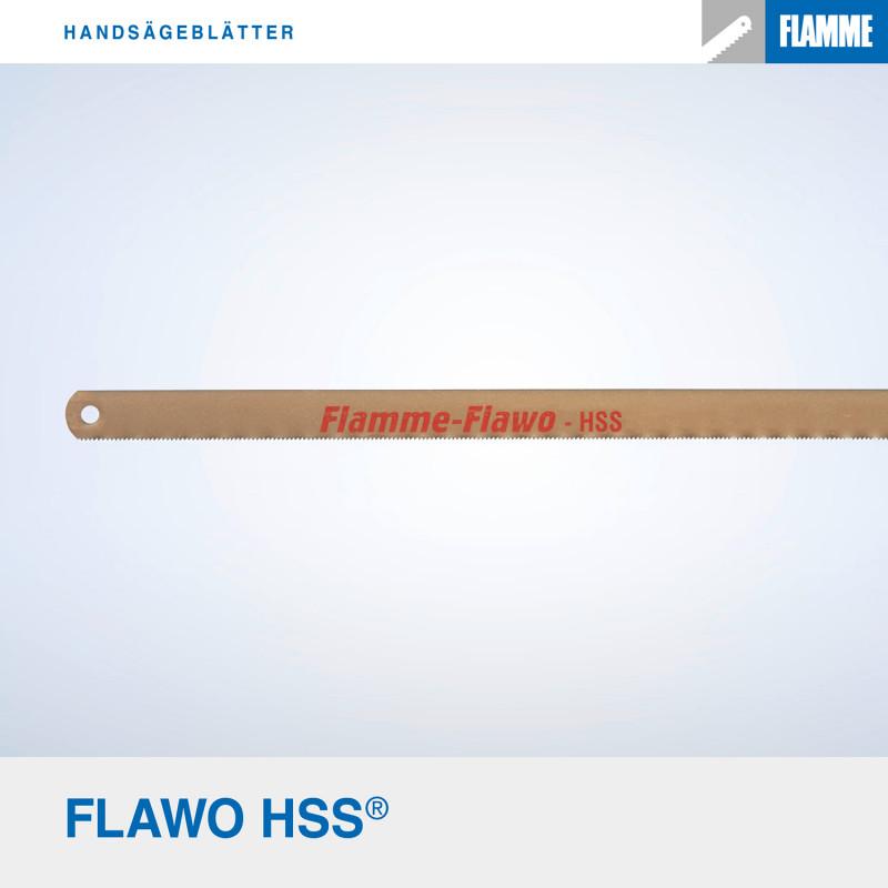 FLAMME FLAWO HSS® Handsägeblatt