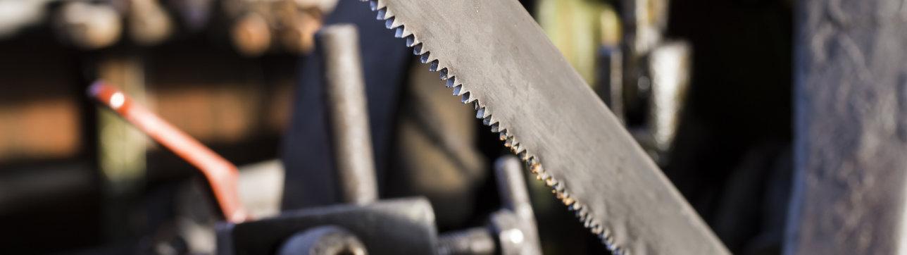 Werkzeugstahl-Saegebaender